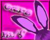 [f0xy] purple ears bunny