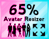 Avatar Scaler 65%