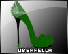 UF *Elegance* Shoe Green