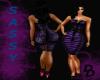 (DD) Sassy dress purple