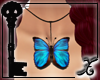 *XS* Morpho Necklace