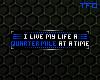 FC; Quarter Mile Badge