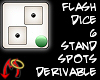 [m] Flash Dice 6 People