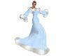Ice Princess Bridesmaid