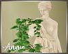 Goddess Garden Statue