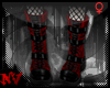 ✚Gothic Red-Boots