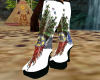 (B) Wiccan Elements Boot
