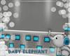 BABY ELEPAHNT WALL
