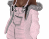 E* TEDDY COAT  /pink