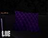 L~ Purple Pillow