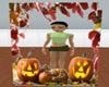 Halloween Border Frame