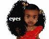 Kids Pretty Brown Eyes