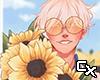 Sunflower Boy Cutout v7
