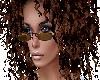 Gold Len Glasses
