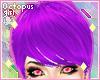 Purple pixie e