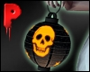Halloween Lantern Skulls