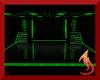 Grn Neon Basement