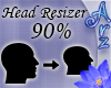 [Arz]90% Head Resizer