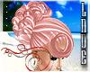 #2RU Curls Updo Berry
