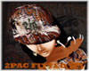 2 pac women hat