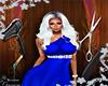 Selena Lite Blue