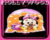 Minnie sleep pillow
