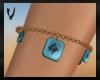[ves] kanji bracelet II