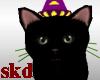 (SK) Black Party Kitten
