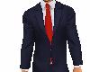 Blue Suit Tuxedo