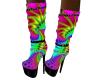 Fractal Boots 02