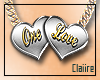C|One Love Gold/Silver F