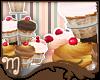 m²| TheCupcakes stand
