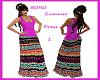 BOHO Summer Dress 1