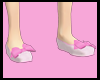Pink Ball gown shoes