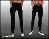 D- Black Jeans