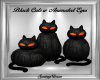 Black Cats w Anim Eyes