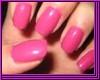 Pink Nails kiss