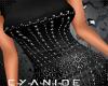 -C- Sequin Dress M -3-