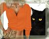 *AE*OrangeCropSweater