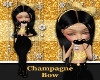 LilMiss Champagne Bow