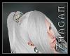 [Z] Ponytail Silver V2