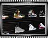 Jordan Shoe Shelf