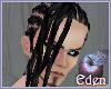 EDEN Onyx Dreadbangs