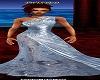 Casey Blue Flowing Dress