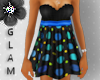 *G* Dot Flutter Dress