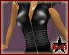[xDx]Leather Cat suit