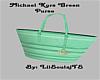 *MK Lime Green Purse*