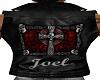 Custom Cross Skull Vest