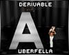 Derivable Letter A