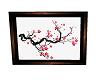 Sakura Lounge Wall Art
